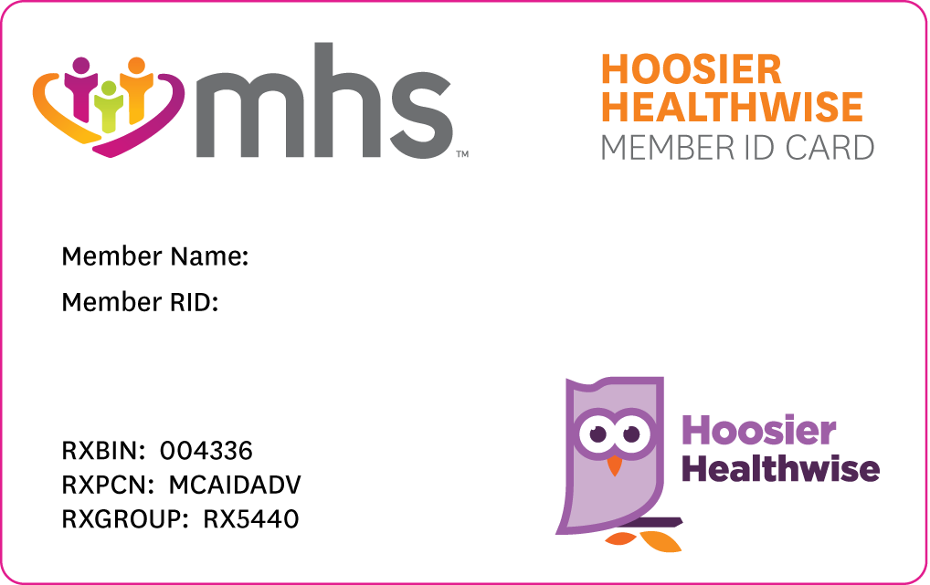 Hoosier Healthwise front card