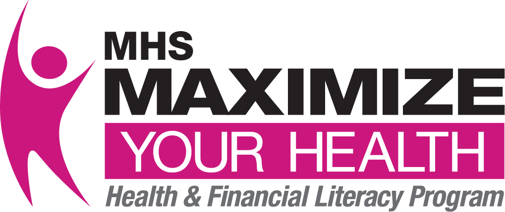 MHS Maximize Your Health Logo